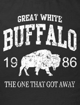 Great White Buffalo shirt