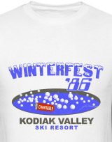 Winterfest Kodiak Valley t-shirt