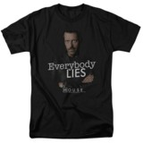 Everybody Lies House Quote tee