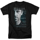 House M.D. logo t-shirt