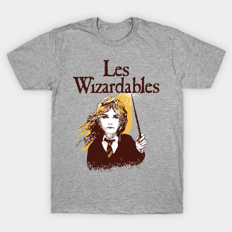 Les Wizardables hp t-shirts