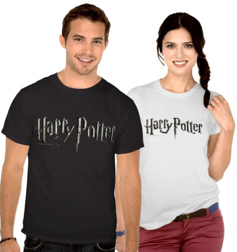 Harry Potter Logo t-shirts