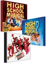 High School Musical Soundtracks