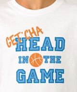 get your head in the game quote