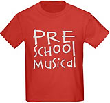 Pre School Musical t-shirt