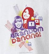 Random Dancing tee