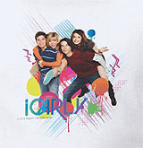 iCarly Cast tee