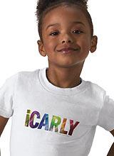Logo iCarly tee