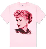Beautiful Lucille Ball shirt