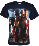 Marvel Movie Iron Man t-shirt