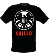 Marvel Iron Man Shield t-shirt