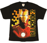 Iron Man kids shirts