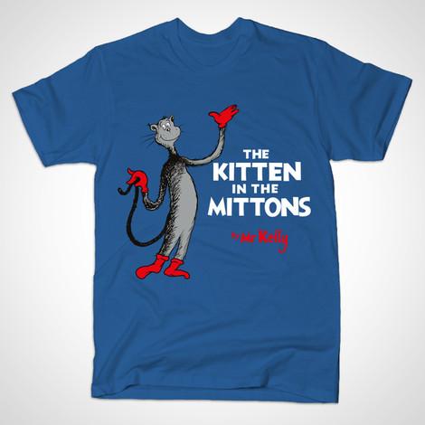 Kitten Mittens It's Always Sunny in Philadelphia tee