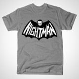 Nightman Cometh t-shirt