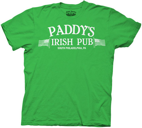 Paddy's Irish Pub shirt