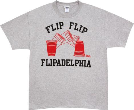 Always Sunny Flipadelphia t-shirt