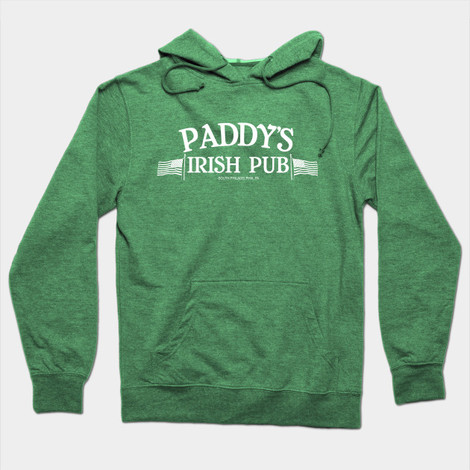 Paddy's Pub sweatshirt hoodie