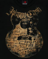 Johnny Cash Songs shirt