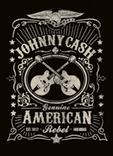 Rebel Johnny Cash shirts