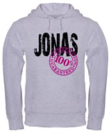 Jonas Brothers hoodie satisfaction guaranteed