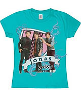 Jonas Brothers Preppy Cool tee