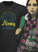 Official Juno Slinky t-shirts