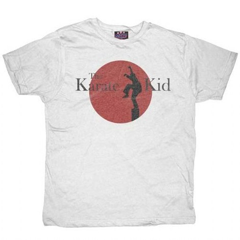 The Karate Kid movie tees