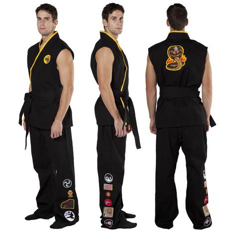 Karate Kid Cobra Kai Jacket