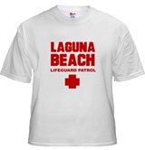 Laguna Beach Lifeguard t-shirt