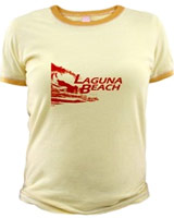 Wave Laguna Beach t-shirt