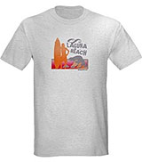 MTV Laguna Beach Surf t-shirt