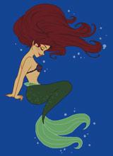 Disney Ariel shirt