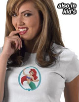 Disney Ariel tee