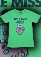 Little Miss Lucky tee