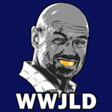 What Would John Locke Do t-shirt