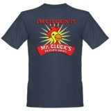 mr clucks chicken shack shirt
