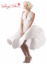 Marilyn Monroe Dress Costume and Wig