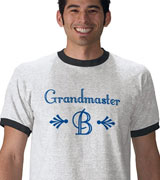 Grandmaster B tees