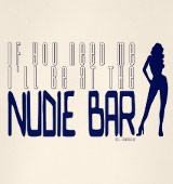 Nudie Bar tee