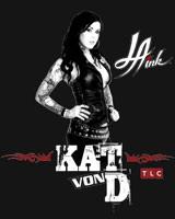 LA Ink Kat Von D shirt
