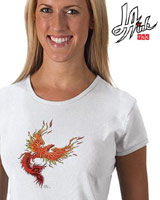 LA Ink clothes Phoenix tee