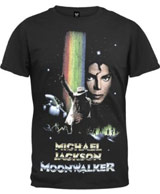 King of Pop Moonwalker t-shirt
