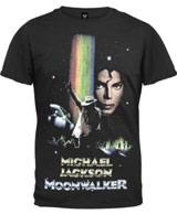 King of Pop Moonwalker t-shirt