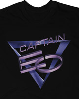 Captain EO Michael Jackson shirt