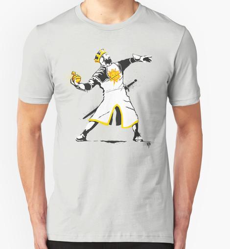 880d8f115 Monty Python t-shirts - Killer Rabbit t-shirt, Silly Walks