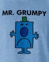 Mr. Grumpy tee