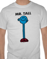 Mr. Tall tee
