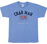 My Name is Earl Crab Man t-shirt