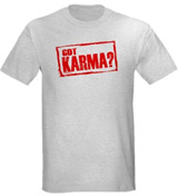 Got Karma My Name is Earl shirts