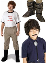 Napoleon Dynamite Costumes, Moon Boots and Wigs